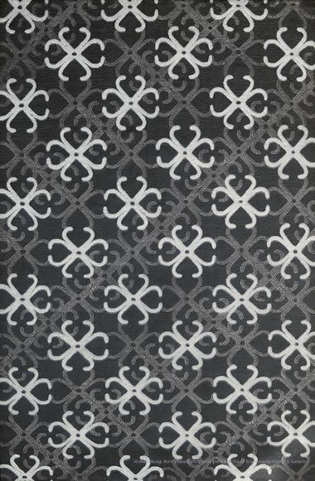 现代风格灰色几何花纹图案地毯贴图图片